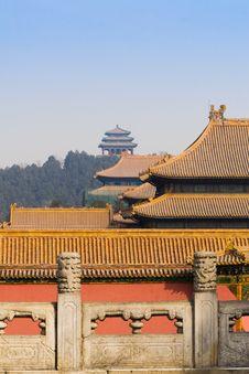 Free Forbidden City Stock Image - 8418431