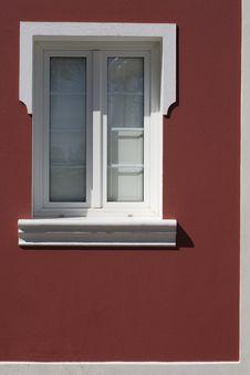 Portuguese Window Stock Photo