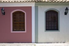 Free Portuguese Windows Stock Images - 8419354