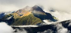 Day View Of Mountains At Deqin Of Yunnan Stock Photography