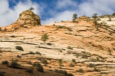 Free Sandstone Landscape Stock Photo - 8419930