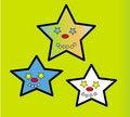 Free Star Background Royalty Free Stock Photos - 8422568
