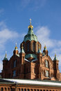 Free Uspenski Cathedral, Helsinki Royalty Free Stock Photography - 8427527
