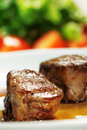 Free Veal Medallions Royalty Free Stock Image - 8428586