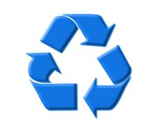 Free Recycle Symbol Stock Photos - 8420693