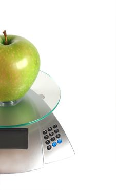 Free Green Apple Stock Images - 8420784