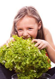 Free Little Girl Stock Photos - 8421363