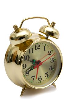 Free Alarm Clock Royalty Free Stock Photography - 8421557