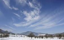 Free Winter Landscape Stock Photos - 8421833