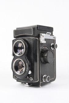 Free 120 Old Camera Royalty Free Stock Images - 8422099