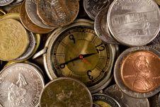 Free Coins Stock Photos - 8422883