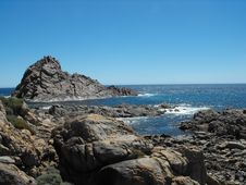 Free Sugarloaf Rock Stock Photography - 8423002