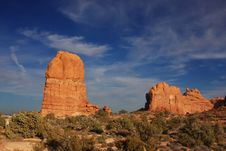 Free ARCHES NATIONAL PARK Stock Photos - 8423563