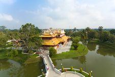 Free Bang Pa-In Palace, Bangkok Stock Photography - 8423832