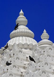 Free Jain Temple Tower Stock Photography - 8423902