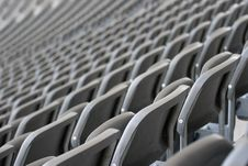 Free Sit In The Olympic Stadium Stock Images - 8423924