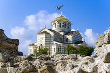 Free The Vladimir Cathedral Stock Photo - 8424330