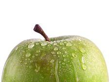 Free Green Apple Royalty Free Stock Photos - 8425338