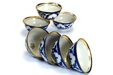 Free East Drinking Bowl Royalty Free Stock Photos - 8425668
