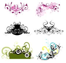 Free Flower Background Royalty Free Stock Image - 8426516