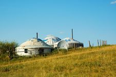 Free Yurt Stock Image - 8426701