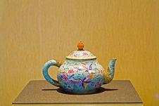 Free Teapot Royalty Free Stock Image - 8426866