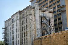 Free Houston Ghetto Downtown Stock Photo - 8427330
