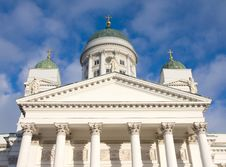 Free Helsinki Cathedral Stock Images - 8427434