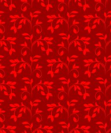 Free Red Seamless Pattern Stock Images - 8427934