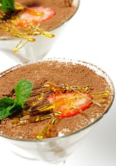 Free Tiramisu Dessert Stock Images - 8428294