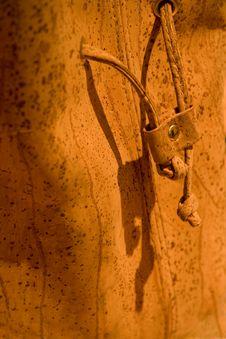 Free Cork Bag Royalty Free Stock Photo - 8428295