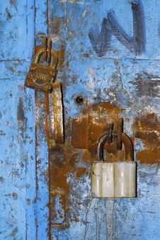 Free Locks Royalty Free Stock Images - 8428319