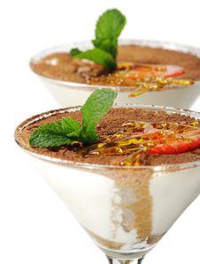 Free Tiramisu Dessert Royalty Free Stock Photography - 8428327