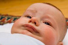 Free Caucasian Infant Stock Photo - 8429080
