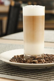 Latte Stock Photography