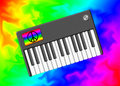 Free The Hippie Keyboard Stock Photo - 8430900