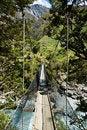 Free Swing Bridge Royalty Free Stock Photography - 8432117