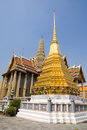 Free Stupas Of Wat Phra Kaew Royalty Free Stock Images - 8433899
