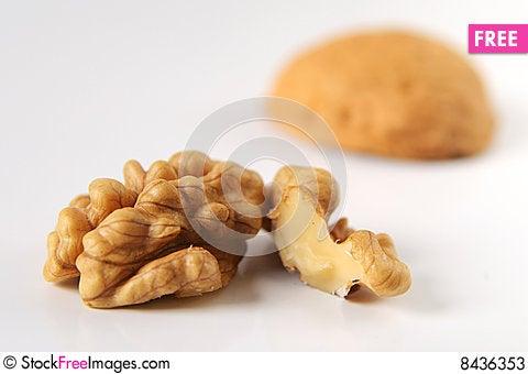 Free Walnuts Stock Photos - 8436353