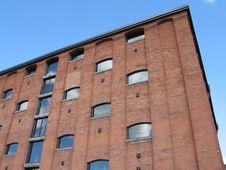 Free Brick Building Stock Photography - 8430132