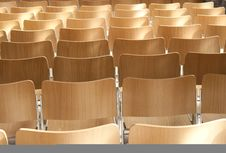 Free A Group Of Chairs Royalty Free Stock Photos - 8430368