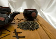 Free Japanese Tea Royalty Free Stock Image - 8430506