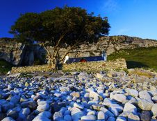 Free Isolated Cottage And Beach Stock Photos - 8430703