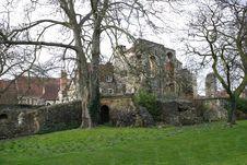 Free Ancient Ruins Royalty Free Stock Photo - 8430755