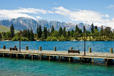 Free Remarkables Range Stock Photo - 8431150