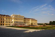 Free Schönbrunn Palace Stock Photos - 8431243