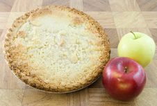 Free Dutch Apple Pie Stock Photos - 8432223