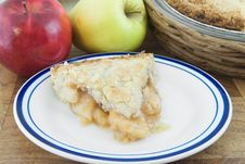 Free Piece Of Apple Pie Royalty Free Stock Image - 8432226