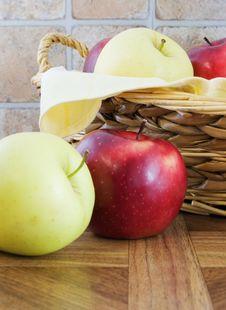 Free Apples Stock Photo - 8432230
