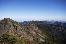 Free Mountain Royalty Free Stock Image - 8432416